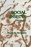 Social Insects, Volume II is essentially a continuation and review of topics covered in Volume I. The main focus of this volume is on the systematic of eusocial hymenoptera and the closely associated realms of presocial insects and social non-insecta...