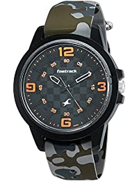 Fastrack Trendies Analog Black Dial Men's Watch-NL38048PP01