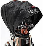 Sun Mountain Unisex Dry Hood Golftasche Regenschutz, Schwarz, Einheitsgröße