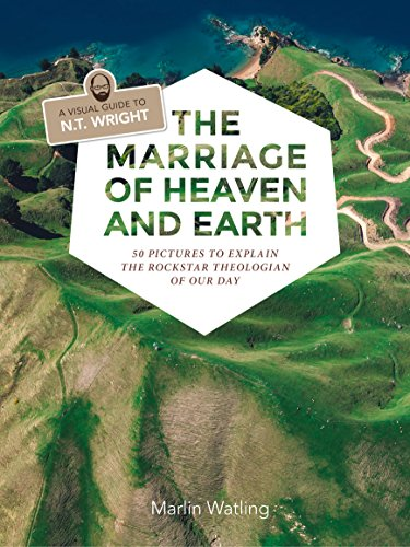 The Marriage of Heaven and Earth - a Visual Guide to N.T. Wright: 50 Pictures to Explain the Rock Star Theologian of Our Day (English Edition) (B Fruchtbaren)
