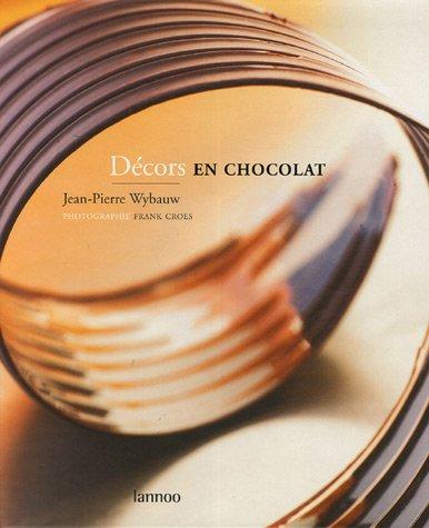 Décors en chocolat par Jean-Pierre Wybauw