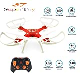 Best Mini Quadcopters - SUPER TOY Drone Professional Quadcopter 360° Drone Review
