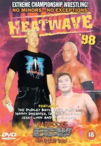 Preisvergleich Produktbild ECW - Heatwave '98 [UK IMPORT]