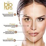 Das beste Vitamin C Serum für Ihr Gesicht mit 20% Vitamin C + Hyaluronsäure + Vitamin E + Jojobaöl. Natürliche AntiAging + Anti Falten + Bio Kollagen Booster Gesichtsserum mit organischen Inhaltsstoffen. Ideal für den Einsatz mit einer Derma Roller. - 4