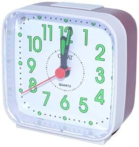 Orpat Beep Alarm Clock (Silver, TBZL-167)