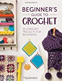 Beginner's Guide to Crochet: 20 crochet projects for beginners