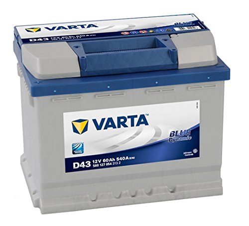 Batterie auto Blue Dynamic - Varta
