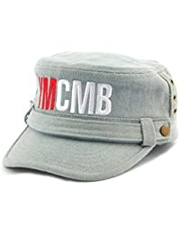 Casquette Army Ymcmb Jeans Gris - Mixte