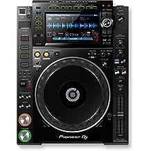Pioneer CDJ-2000NXS2 table de mixage audio - tables de mixage audio (4 - 40000 Hz, 7-inch, full-colour LCD)