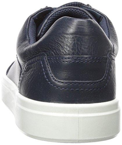 Ecco Mens Kyle Sneaker Blue (navy)