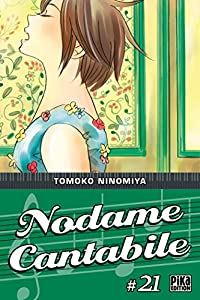 Nodame Cantabile Edition simple Tome 21