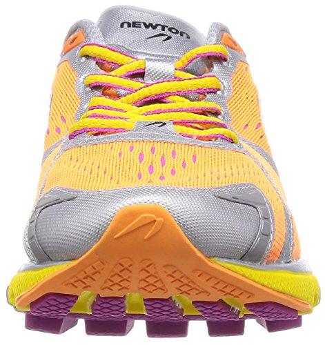Newton Gravity IV Women's Scarpe Da Corsa - AW15 Arancione