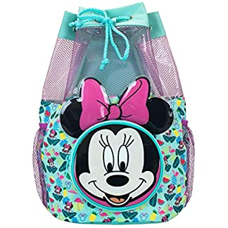 512CSuR1M6L. SS324  - Disney Bolsa de Natación para Niñas Minnie Mouse