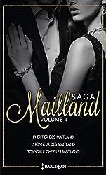 Les Maitland - Volume 1 : L'héritier des Maitland - L'honneur des Maitland - Scandale chez les Maitland (Hors Collection)