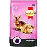 Smart Heart Rabbit Food Wildberry Flavour 1kg (pack of 2)