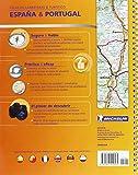 Image de Atlas De Carreteras Y Turístico España & Portugal. A4 (Atlas de carreteras Michelin)