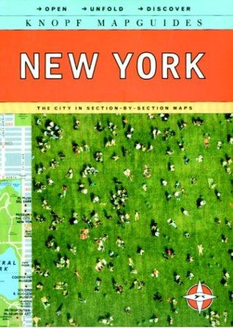 Knopf MapGuide: New York - Mapguide New York