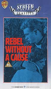 Rebel Without a Cause [VHS] (1955)