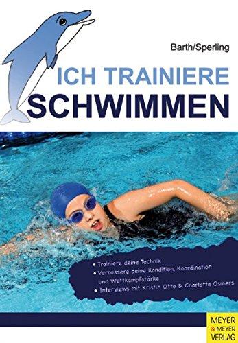 Ich trainiere Schwimmen