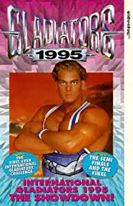 Gladiators 1995 - International Gladiators 1995 - The Showdown! [1995] [VHS]