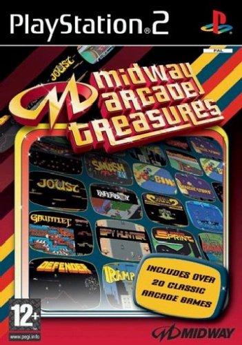 Midway's Arcade Treasures (2 Arcade Midway Treasures)