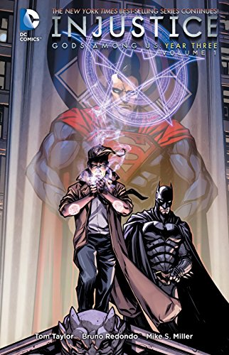 Injustice Gods Among Us Year Three Vol. 1 Cover Image