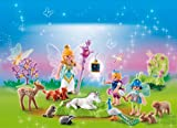 PLAYMOBIL 5492 - Adventskalender Einhorngeburtstag im Feenland