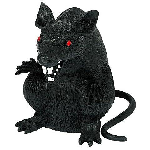 Amscan 397435 Boneyard Evil Rat 15cm