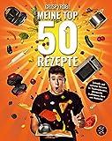 CrispyRobs Meine Top 50 Rezepte: Schnelle und einfache Gerichte f�r Sandwichmaker, Mikrowelle, Waffeleisen, Herd und Backofen. Bild