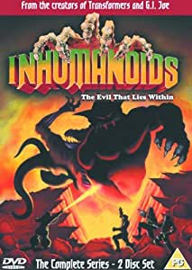 Inhumanoids - The Evil That Lies Within [DVD]