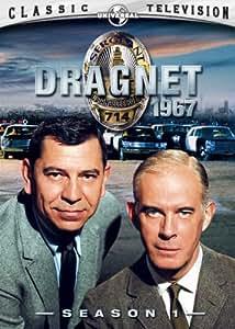 Dragnet 1967: Season 1 [DVD] [Region 1] [US Import] [NTSC]