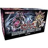 Yu-Gi-Oh - Legendary Dragon Deck Box - Deutsch