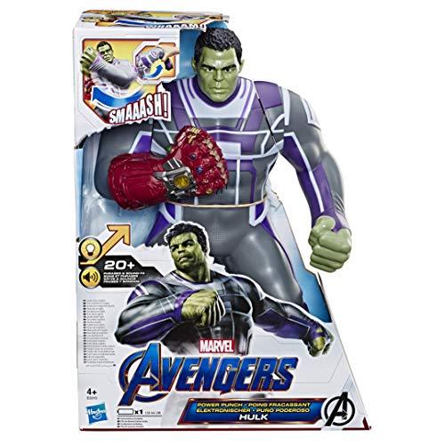 Avengers E3313EW0 AVN Elektronischer Hulk, Mehrfarbig -