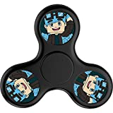 Picture Of THFCG-TF Fidget Spinner TheDiamondMinecart TDM Logo Tri-Spinner High Speed Spin - Perfect For ADD ADHD Anxiety and Autism Adult Children