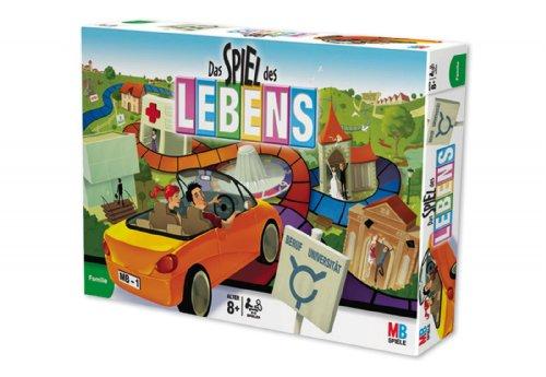 Hasbro Hasbro - Das Spiel des Lebens