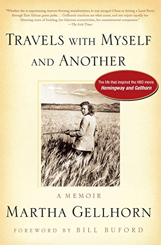 Book cover for Travels with Myself and Another