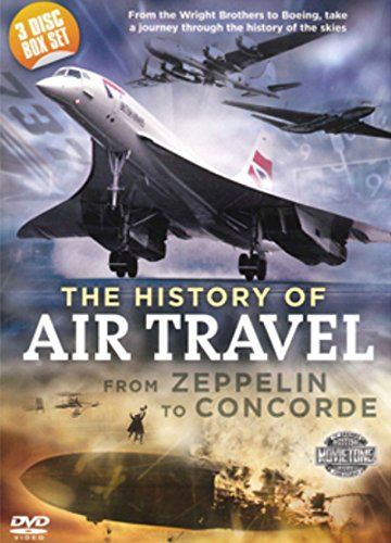 a-history-of-air-travel-from-zeppelin-to-concorde-dvd-uk-import