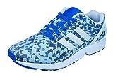 adidas Originals B34474-5UK, Damen Sneaker, Blau (Blau/FTWR Weiß/Core Schwarz), EU 38