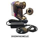 ABC Products Remplacement Dyson DC 16.75V / DC 24.35V Adaptateur Secteur / Batterie Chargeur Mur Cable Pour DC30, DC31, DC34, DC35, DC43H, DC44, DC56, DC57 Multi Floor / Animal / Handheld Cordless Aspirateur / Vacuum Cleaner / Hoover etc