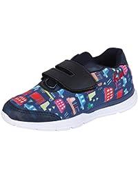 KazarMax Kid's Car Printed Sports Shoes For Boys/Girls