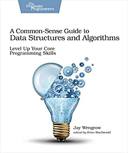 A Common-Sense Guide to Data Structures and Algorithms: Level Up Your Core Programming Skills (English Edition) von [Wengrow, Jay]