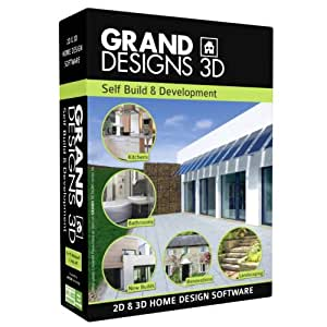 grand designs 3d v2 self build amp development amazoncouk