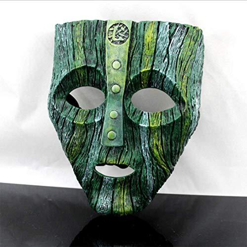 Up Geek Dress Kostüm - QIAO Maskerade Mask Sammleredition Craft Gift Disguise Geek Mask