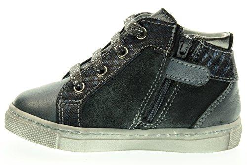 BLACK GARDENS Junior High Turnschuhe A621670F / 214 (18/22) Blu