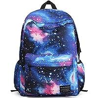 """Stormiay Galaxy Sac à dos école mignon pour les filles Daypack Casual avec ordinateur portable Compartiment Fit 15 """"Laptop"""