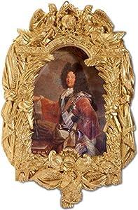 A+ Marco de Fotos de Lepautre para el Retrato de Luis XIV por Hyacinthe Rigaud