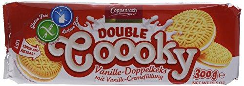 Galletas de vainilla COPPENRATH (7 paquetes de 300 gr)