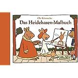 Das Heidehasen-Malbuch