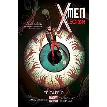 Epitaffio. X-Men Legion: 3