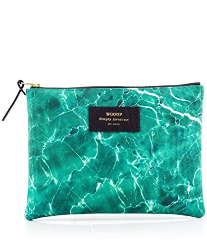 woouf-mujeres-large-pouch-marmol-verde-unica-talla